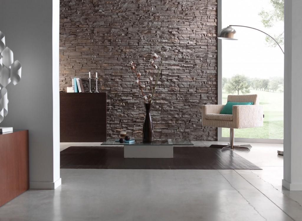Panel piedra panel stone paneles decorativos para paredes - Panel piedra interior ...