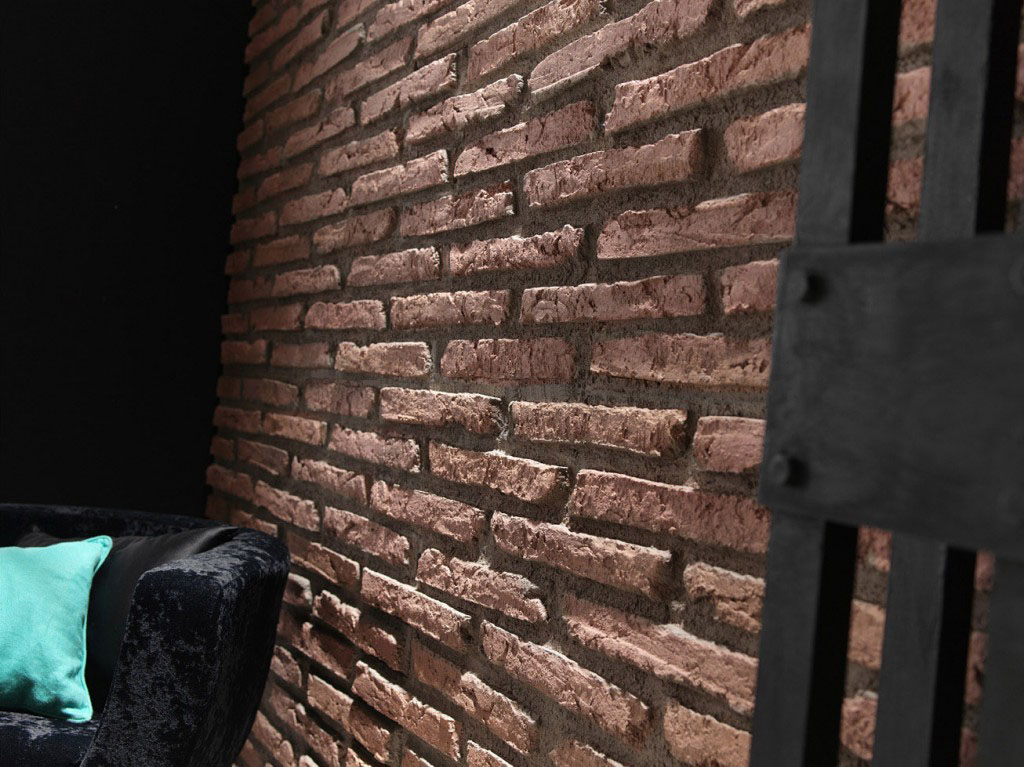 imitacion ladrillo y stone para sus paredes On ladrillos falsos decorativos