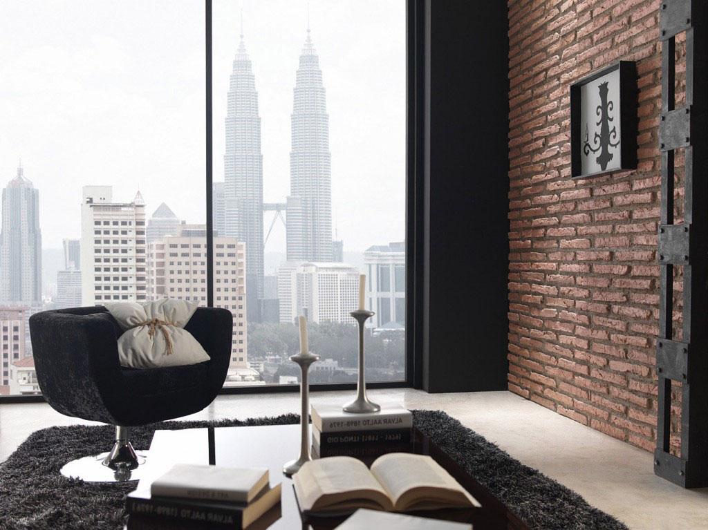 Imitacion ladrillo y stone para sus paredes - Panel piedra interior ...