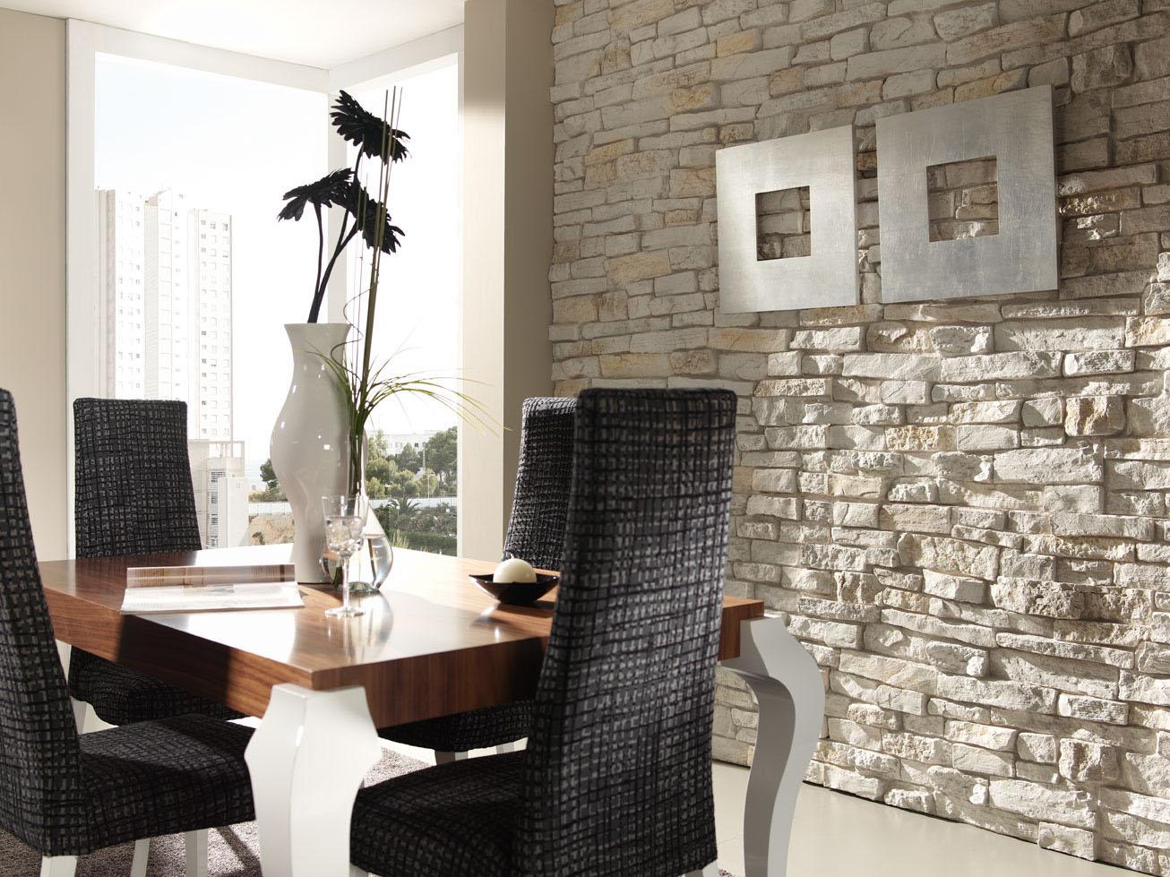 Paneles de poliuretano decorativos imitaci n piedra panel piedra panel piedra paneles de - Piedras para decoracion de interiores ...
