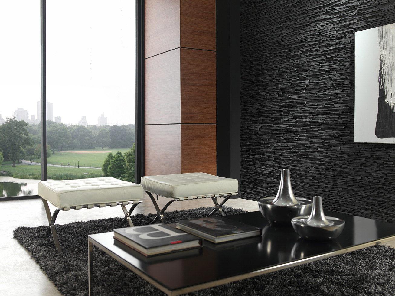 Paneles de piedra colecci n classic - Paredes exteriores decoradas ...