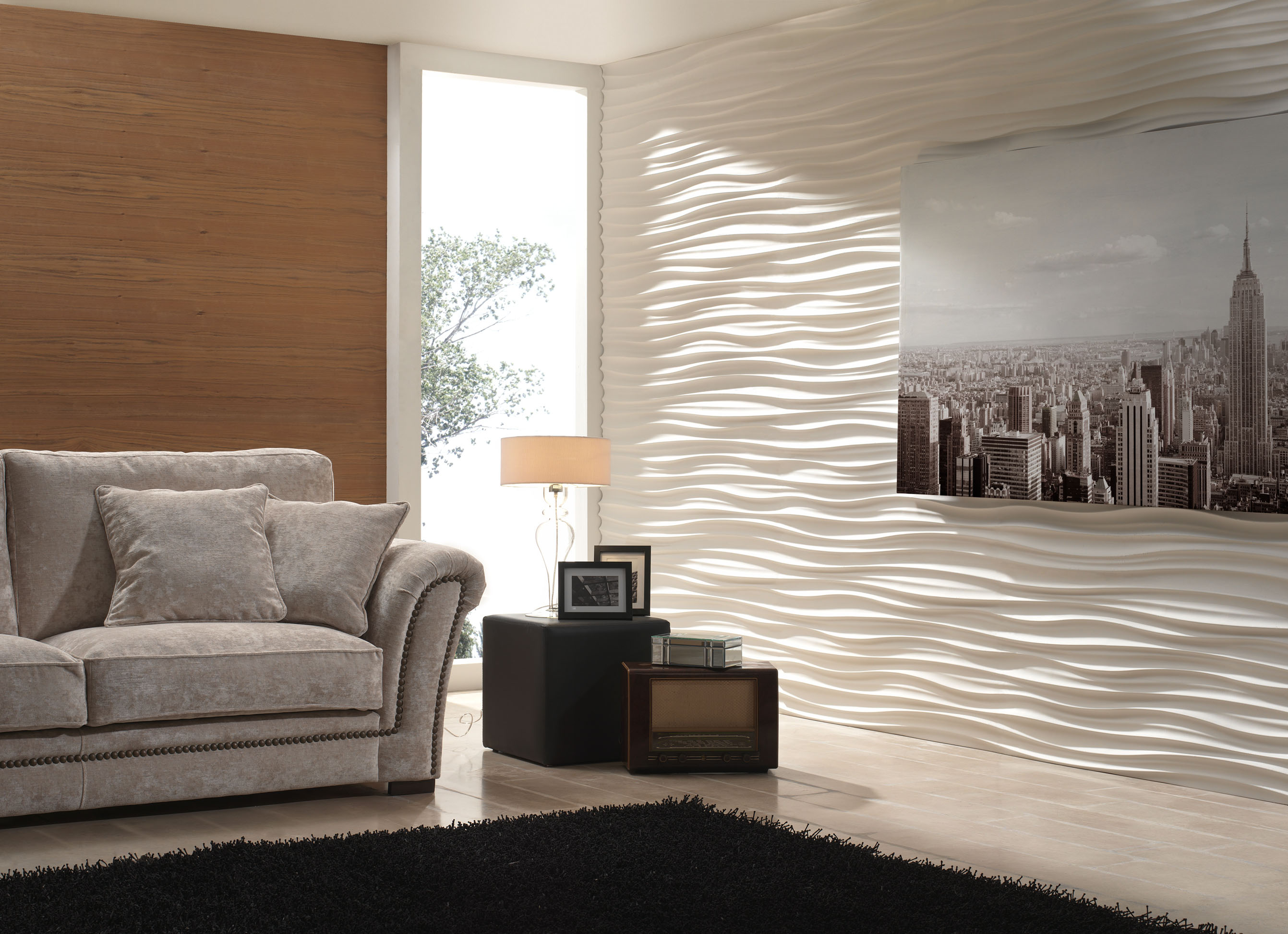 Panel piedra synphony - Paneles decorativos para pared ...