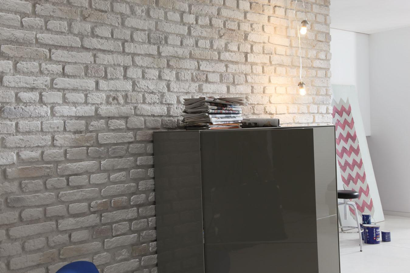 Panel ladrillo urban - Revestimiento de paredes leroy merlin ...