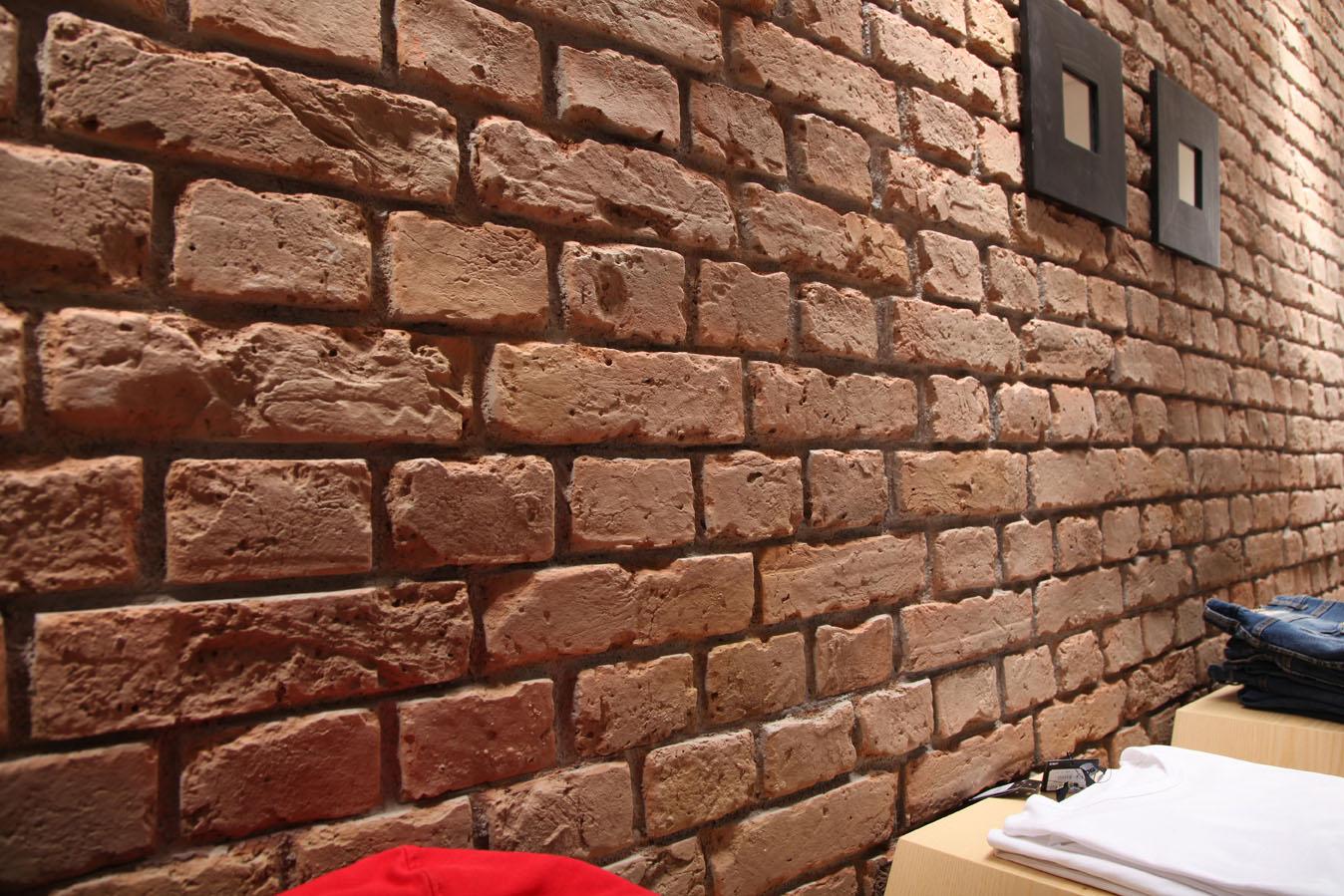 Old brick bbritish i ladrillo viejo ingles - Ladrillo caravista precios ...